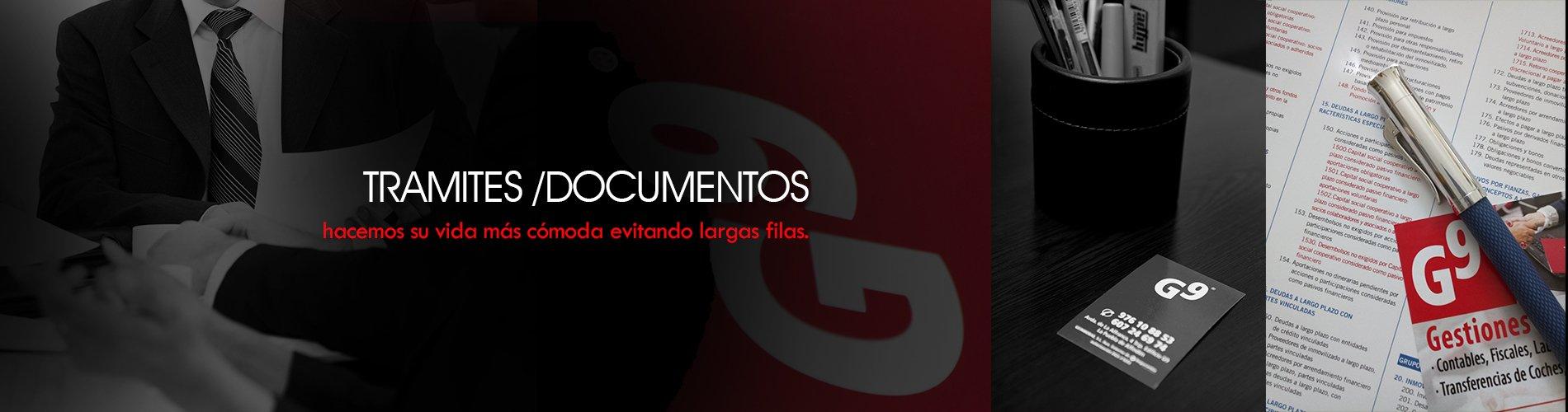 Realización de trámites y gestión de documentos en La Puebla de Alfindén y Zaragoza